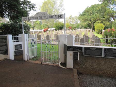 St Martin Jewish Cemetery - © Seconde-Guerre-Mondiale.com