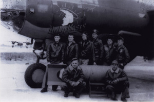 Le Capitaine Gatewood et son équipage